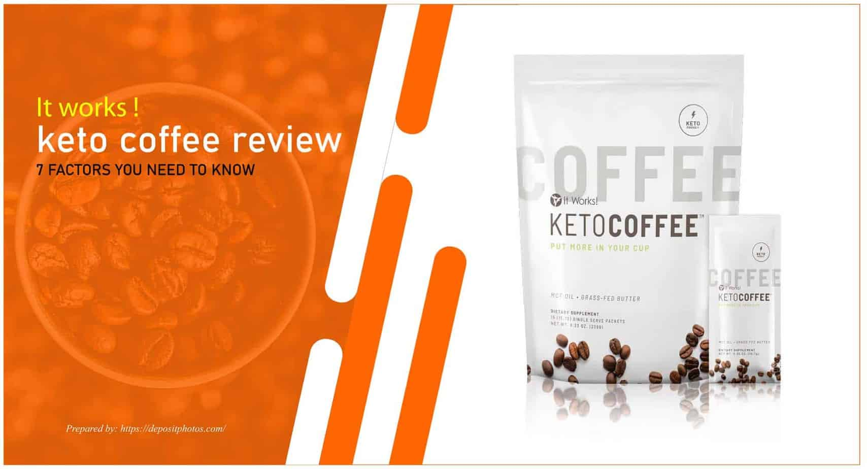 It works keto coffee review   7 Factors you need to know - bestcoffeeZONE