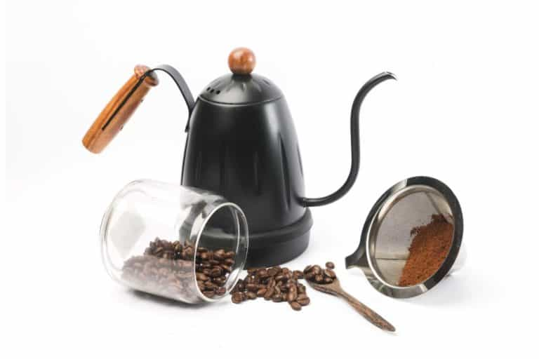 Best electric coffee kettle