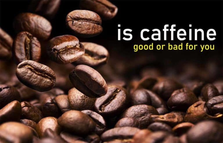 is caffeine good or bad for you